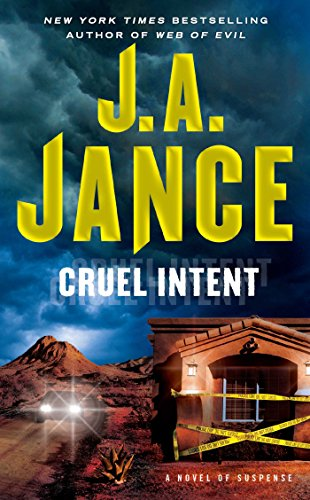 Cruel Intent (Ali Reynolds Book 4) cover