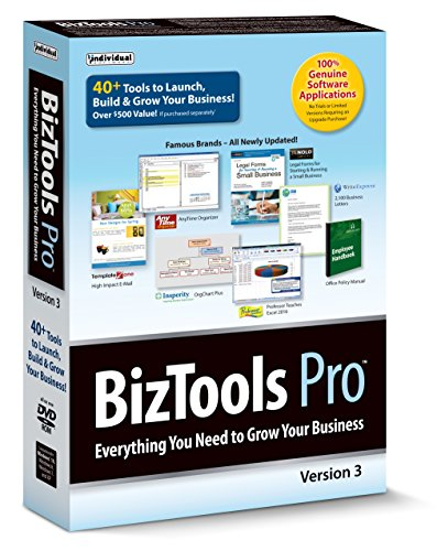 Individual Software BizTools Pro product image