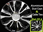 "15"" inch Chrome Black Audi R8 Spyder..."