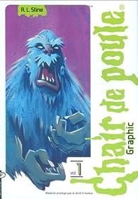Chair de poule Graphic, tome 1 par Robert Lawrence Stine