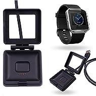 BlueBeach® Remplacement de chargement Chargeur USB câble pour FITBIT BLAZE