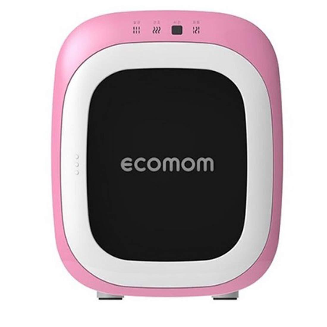 ECOMOM ECO-22 Baby Bottle Multi Sterilizer Ultraviolet Disinfection 220V (Pink)