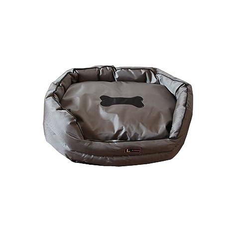 TD Percha Lavable De La Perrera De Kennel De La Tela del Paño Grande De Oxford