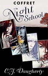 Le coffret Night School - 4 Tomes
