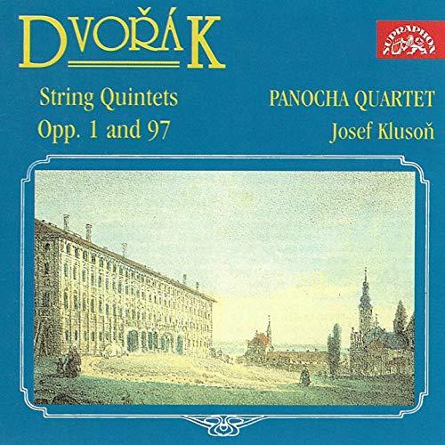 Dvořák: String Quintets Nos. 1 & 3