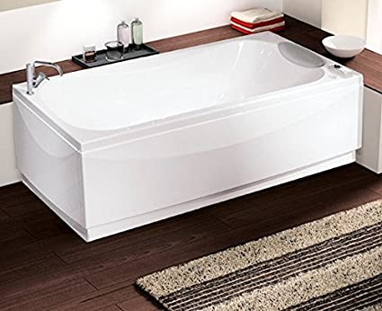 Vasche Da Bagno Da Incasso Novellini : Novoalugas calypso vasca da bagno supporto grondaia