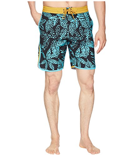 Billabong Men's 73 LT Lineup Boardshorts Aqua -
