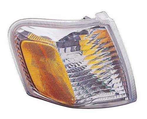 Depo 330-1501R-US Ford Explorer Passenger Side Replacement Parking/Side Marker Lamp - Side Marker Side Passenger