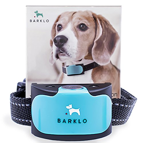 Anti-Bark Collar for Small to Large Dogs – Waterproof Collar with Vibrating and Tone Bark Correction – Safe, No-Shock Training! by Barklo