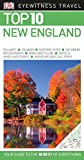 img - for Top 10 New England (Eyewitness Top 10 Travel Guide) book / textbook / text book