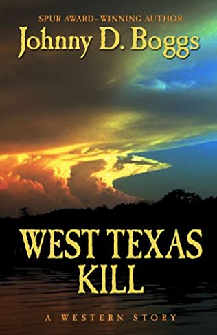 book cover of West Texas Kill