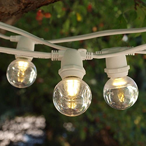 25 Led Smooth C9 String Lights in Florida - 9