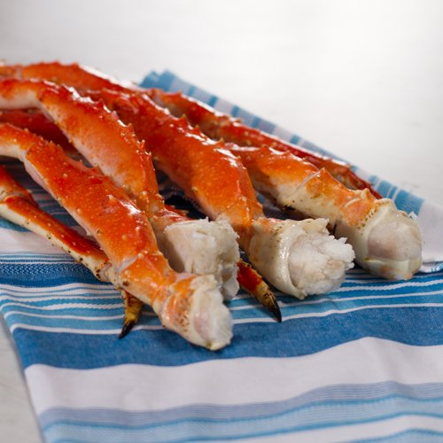King Crab Meat - Porter & York, King Crab Legs 5lbs
