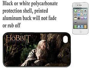 iPhone 4 4S Printed Hard Case With Aluninium Insert The Hobbit