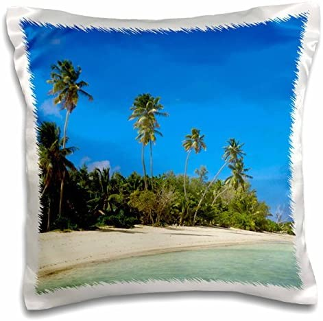 Amazon Com Seychelles Beach Desroches Resort Desroches Island Seychelles Alison Wright 16x16 Inch Pillow Case Home Kitchen