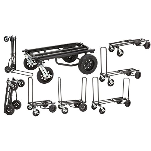 ALTH (All Terrain Stealth) 8-in-1 Folding Multi-Cart/Hand Truck/Dolly/Platform Cart/34