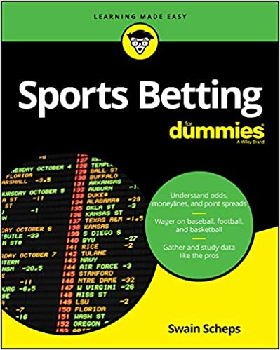 Sports betting for dummies books sports betting legal countries abortion