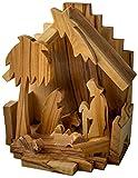 Earthwood Olive Wood Nativity