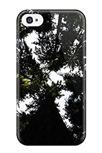 Cute Appearance Cover/tpu FofaFXb1385HtwLh Capilano Suspension Bridge Bc Canada Case For Iphone 4/4s
