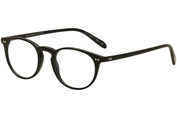 d219f02d93 Image Unavailable. Image not available for. Color  Oliver Peoples Riley R  Eyeglasses ...