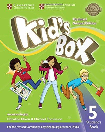 Kid's Box Level 5 Student's Book American English