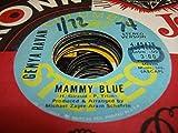GENYA RAVAN 45 RPM Mammy Blue / SAME