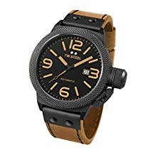 TW Steel Canteen Automatic Black Dial 45 MM Mens Watch CS45