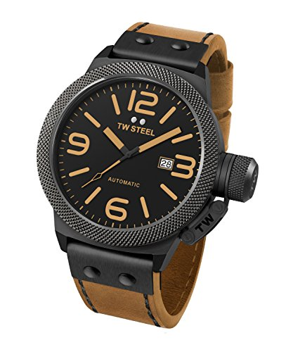 TW Steel Mens Watch Automatic Canteen CS45 ()