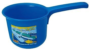 SKATER 子供用 片手桶 プラレール ブルー BS25N