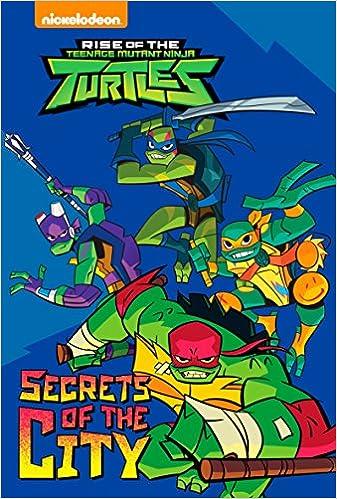 Amazon.com: Secrets of the City (Rise of the Teenage Mutant ...