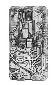 BenjaminHrez Slim Fit Tpu Protector ZCFqLWn16dcSZJ Shock Absorbent Bumper Case For Galaxy Note 3