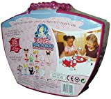 Bratz Babyz Peek A Boo 3-D Memory Match Up Game with Game Case, 10 Set of Bratz Babyz and Petz Characters and 20 Cups