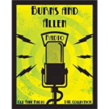 160 Classic Burns and Allen Old Time Radio Broadcasts on DVD