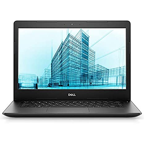 "Dell Latitude 3490 Core i5-8250U 8th Gen/4GB RAM/1 TB HDD/14"" HD Anti-Glare Display/Ubuntu with Essential Backpack Laptops at amazon"