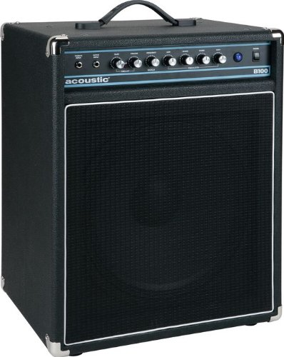 Acoustic B100 100W 1×15 Bass Combo Reviews 1