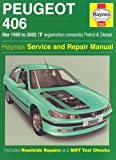 Peugeot 406 Petrol and Diesel Service and Repair Manual: March 99-2002 (Haynes Service and Repair Manuals) by Peter T. Gill (14-Apr-2003) Hardcover