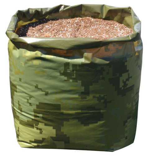 Botanicare 30 Gallon Camo Grow Bag / 50 Pack by Botanica