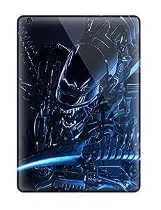 New Alien Tpu Skin Case Compatible With Ipad Air wangjiang maoyi by lolosakes