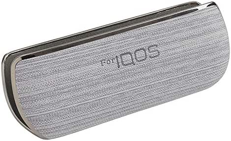 Leather Sleeve Case for IQOS 3.0/3.0 Duo, Soft PU Protective Holder Pocket Charger Cover from Impact, Dust, Scratch