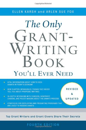 [The Only Grant-Writing Book You'll  Ever Need] (Grant Writing Handbook)