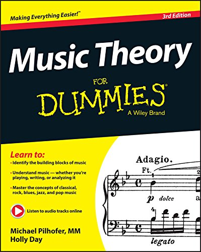Writing Music Part - Music Theory For Dummies
