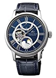 ORIENT STAR Open Heart Moon Phase Power Reserve Roman Automatic Watch RE-AM0002L