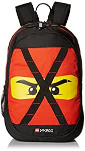 LEGO Future Backpack, Red (Black) - DP0960-300N