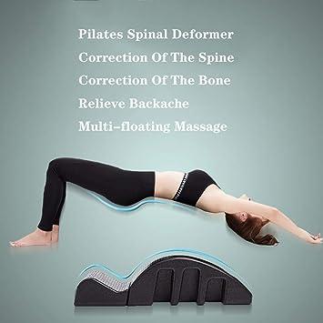 Pilates Ortesis Espinal, Arco, Enderezadora Cervical De Yoga ...