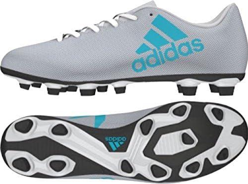 [アディダス]adidas メンズ サッカー スパイクシューズ エックス 17.4 FXG 28.5㎝ 国内正規品 S82399 ライトグレー