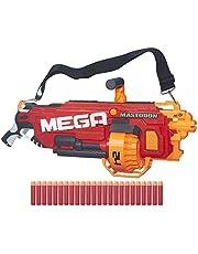 Hasbro Nerf B8086EU4 - N-Strike Elite Mega Mastodon, speelgoedblaster