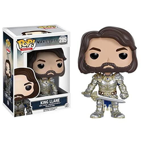 Funko - POP Movies - Warcraft - King Llane