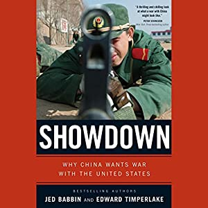 Showdown: Why China Wants War With the United States Hörbuch