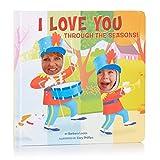 img - for Hallmark I Love You Through the Seasons book / textbook / text book