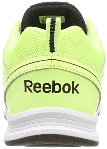 Electric Chaussures Silver 3 Black Garçon Running 0 Almotio White 000 Flash de Noir Reebok tpwqzan